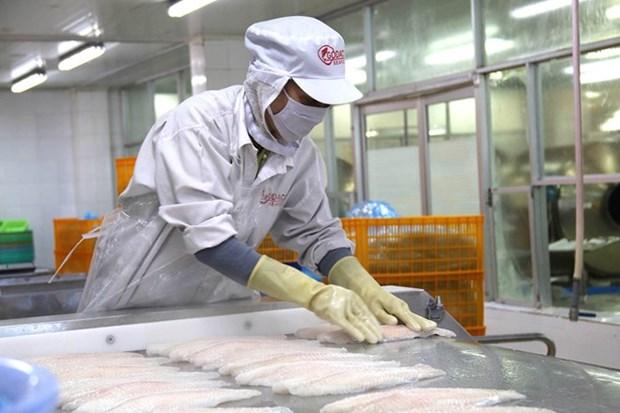 2,4 milliards de dollars des exportations de produits aquatiques en quatre mois hinh anh 1
