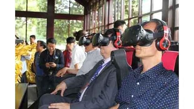 Decouverte de la cite royale de Hue par la technologie VR hinh anh 1