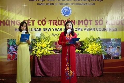 Le Nouvel An theravada fete a Hanoi hinh anh 1