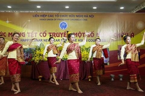 Le Nouvel An theravada fete a Hanoi hinh anh 2