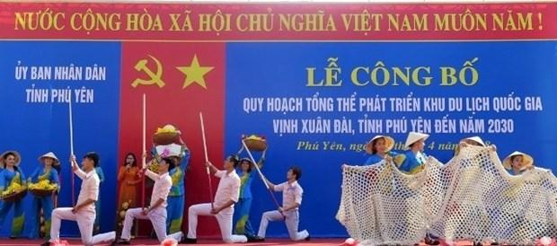 Plan directeur de developpement de la zone touristique nationale de la baie de Xuan Dai hinh anh 1