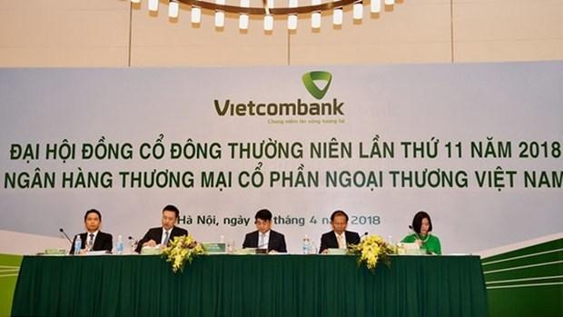 Vietcombank emettra 10% de ses titres aux investisseurs etrangers hinh anh 1
