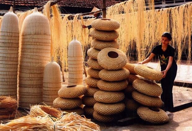 Produits artisanaux: croissance exceptionnelle des exportations en Inde hinh anh 1