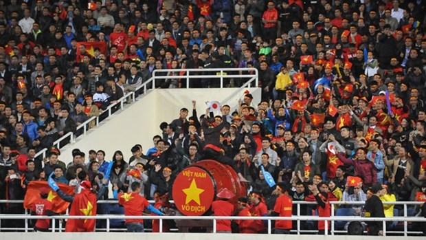 AFF Suzuki Cup 2018 : le Vietnam evite le groupe des adversaires les plus forts hinh anh 1