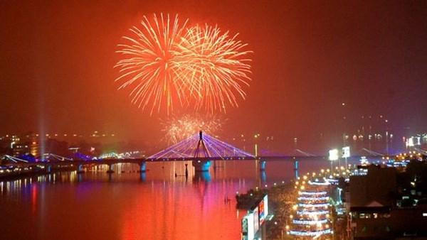 Hausse de 14% du nombre de touristes a Da Nang durant les jours feries hinh anh 1