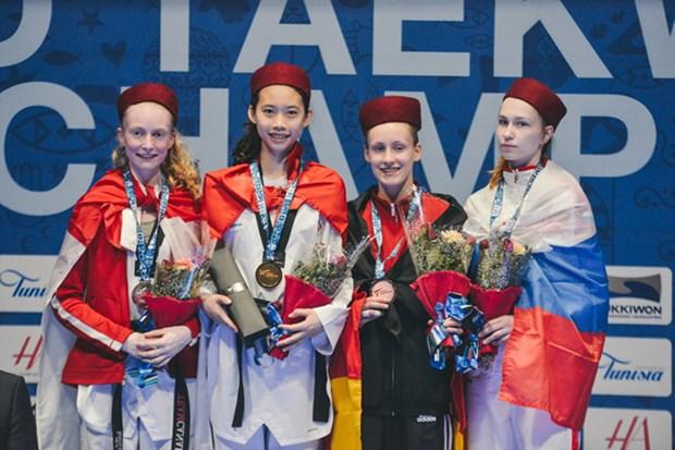 Le Vietnam vise 10 sportifs aux JO de la jeunesse 2018 hinh anh 1