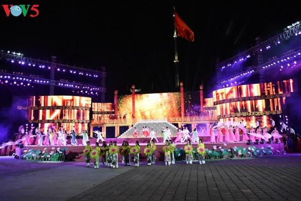 Hue-la ville festivaliere hinh anh 1