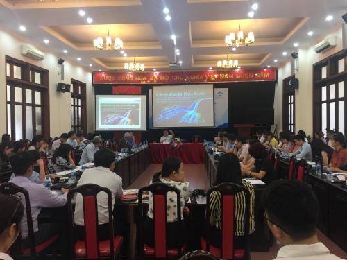 Perfectionner un cadre politique favorisant le developpement de l'economie numerique hinh anh 1