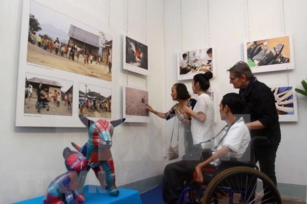 Le Vietnam dans l'objectif d'un artiste photographe suisse hinh anh 1