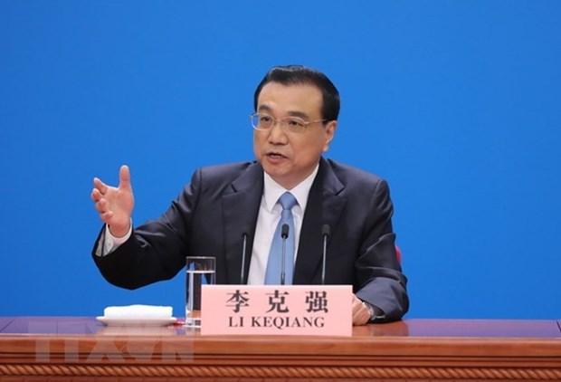 Le PM chinois s'engage a promouvoir la cooperation avec l'Indonesie et l'ASEAN hinh anh 1