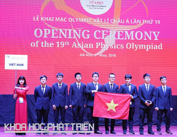 Ouverture des 19es Olympiades de physique d'Asie au Vietnam hinh anh 2