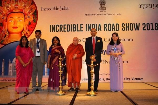 Programme de promotion du tourisme de l'Inde a Ho Chi Minh-Ville hinh anh 1