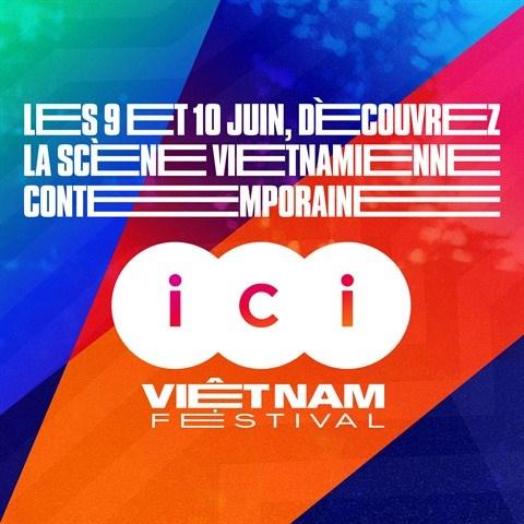 Ici Vietnam festival: La nouvelle scene vietnamienne a l'honneur hinh anh 1