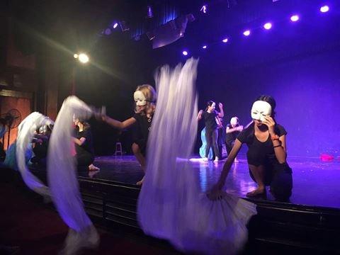 Le Festival de theatre du printemps 2018 reunit des artistes vietnamiens et francais hinh anh 1