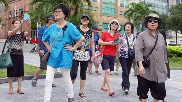 Ho Chi Minh-Ville vise 1,5 million de touristes chinois en 2020 hinh anh 1
