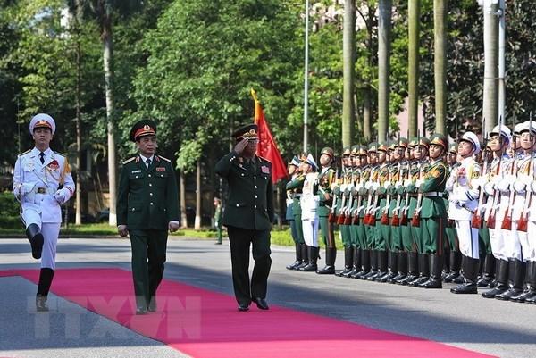 Promouvoir la cooperation Vietnam – Laos dans la defense hinh anh 1
