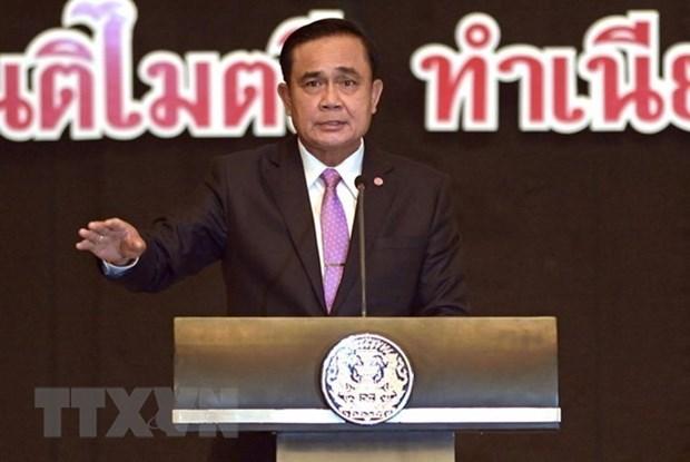 Le Premier ministre recoit le soutien de la plupart de Thailandais, selon NIDA Poll hinh anh 1