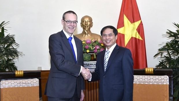 Promouvoir le partenariat strategique Vietnam-Royaume-Uni hinh anh 1