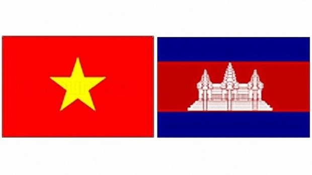 Le Vietnam et le Cambodge promeuvent une cooperation integrale et stable hinh anh 1