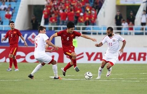Coupe d'Asie de football 2019: l'equipe vietnamienne reve en grand hinh anh 1