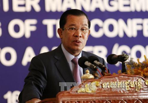 Le PM cambodgien appelle les electeurs a participer aux elections legislatives hinh anh 1