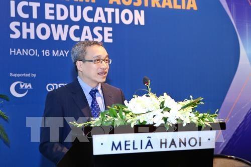 Vietnam et Australie cooperent dans les technologies de l'information hinh anh 1