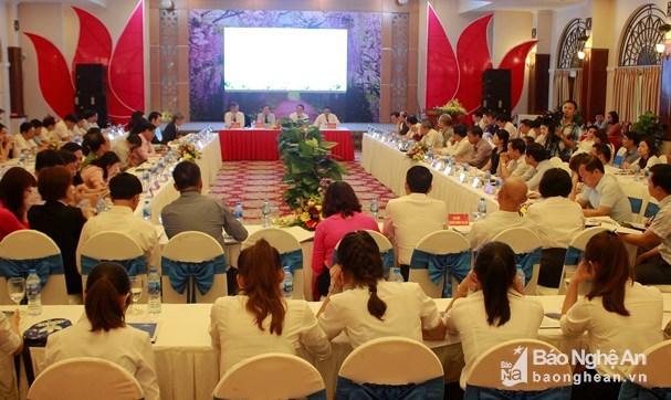 Reveiller les potentiels touristiques de Nghe An hinh anh 1