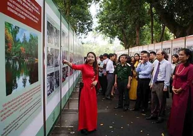 Nghe An: diverses activites organisees a l'occasion de l'anniversaire du President Ho Chi Minh hinh anh 1