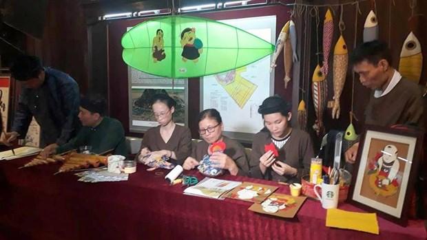Un programme d'ete pour les enfants au Temple de la Litterature hinh anh 1