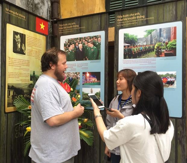 Hanoi - Bonnes impressions aux visiteurs etrangers hinh anh 2