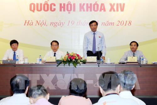 La 5e session de l'AN de la 14e legislature debute le 21 mai hinh anh 1