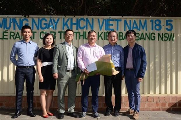 Creation d'un club des intellectuels vietnamiens d'outre-mer en Australie hinh anh 1