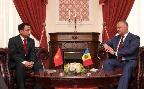 La Moldavie apprecie ses relations d'amitie traditionnelles avec le Vietnam hinh anh 1