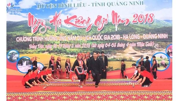 Marche d'echanges amoureux de Dong Van hinh anh 1