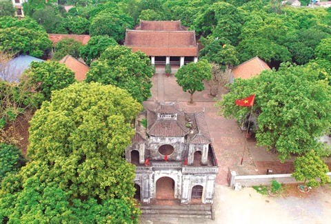 Amenagement global du developpement du tourisme dans la province de Hung Yen hinh anh 1
