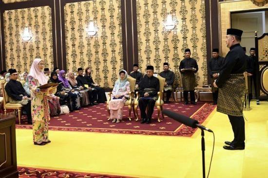 Malaisie : des membres du cabinet pretent serment hinh anh 1