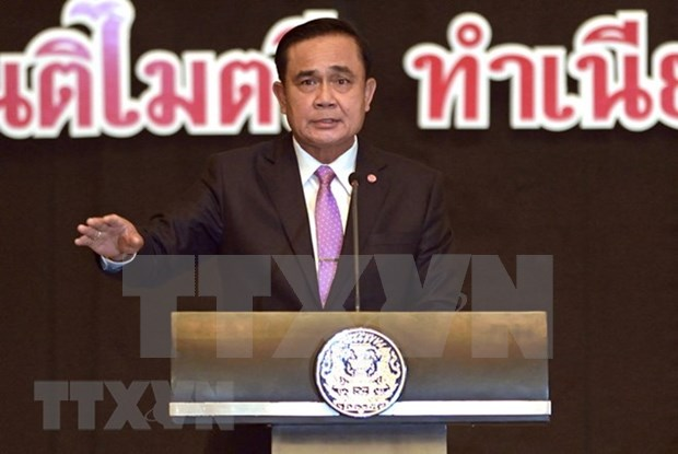 Thailande : les elections generales ne seront pas organisees avant 2019 hinh anh 1