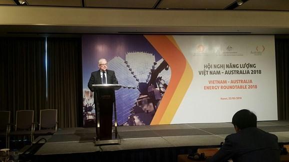 Table ronde Vietnam-Australie sur le secteur de l'energie hinh anh 1