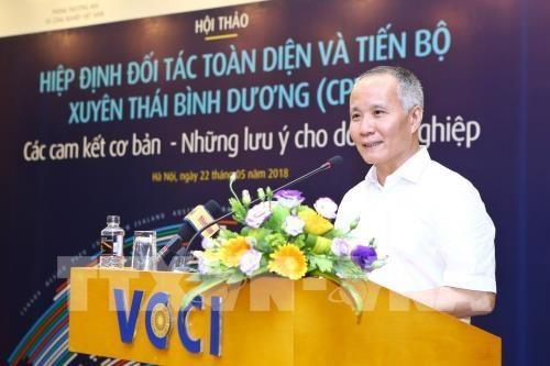 CPTPP, une bonne chance pour les reformes du Vietnam hinh anh 1