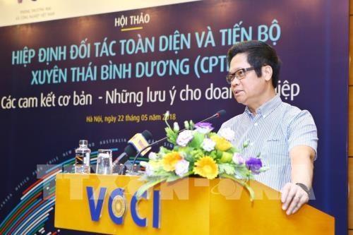 CPTPP, une bonne chance pour les reformes du Vietnam hinh anh 2