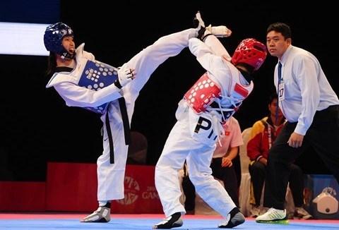 Ho Chi Minh-Ville se prepare aux tournois de taekwondo hinh anh 1