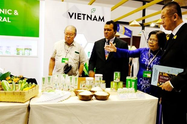 Des entreprises vietnamiennes vont participer au salon Thaifex en Thailande hinh anh 1