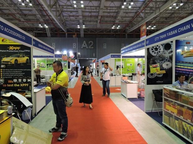 Ho Chi Minh-Ville : Ouverture de l'exposition Saigon Autotech & Accessories 2018 hinh anh 1