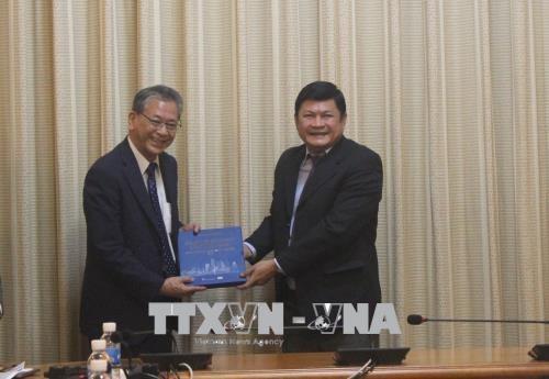 Ho Chi Minh-Ville souhaite attirer des investissements japonais dans divers domaines hinh anh 1