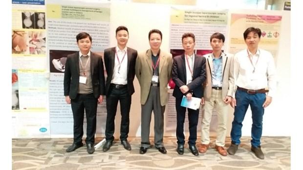 Le Vietnam participe a la conference sur la chirurgie pediatrique de la region pacifique hinh anh 1