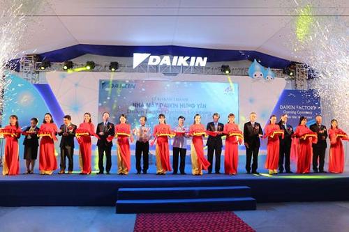 Une usine de climatiseurs de 72 millions de dollars voit le jour a Hung Yen hinh anh 1