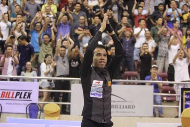 Coupe du monde de Billard de carom 3 bandes : le Vietnam sacre champion hinh anh 1