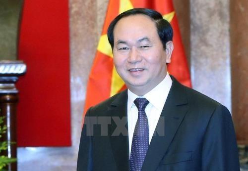 La prochaine visite du president Tran Dai Quang au Japon couverte par la presse japonaise hinh anh 1