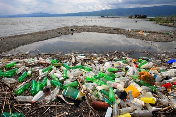 Effort conjoint des partenaires internationaux contre la pollution par le plastique au Vietnam hinh anh 1
