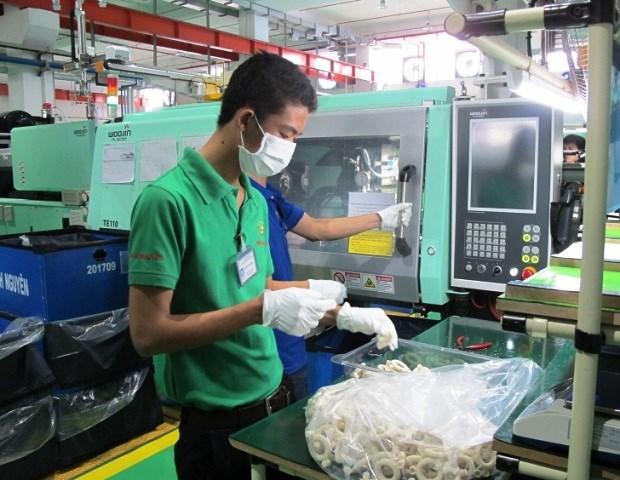 HCM-Ville: la production industrielle maintient sa croissance depuis janvier hinh anh 1